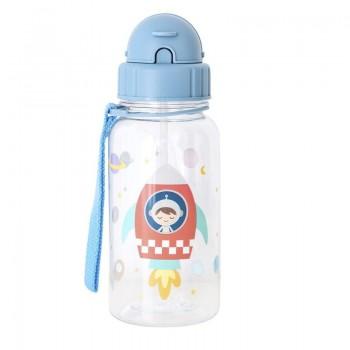 Botella Plástico Espacio