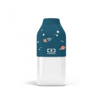 Botella Positive S Azul Cosmic 330ml