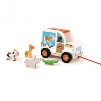 Arrastre Camión Safari
